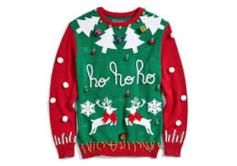 Ugly Christmas Sweater 4X4 Tournament